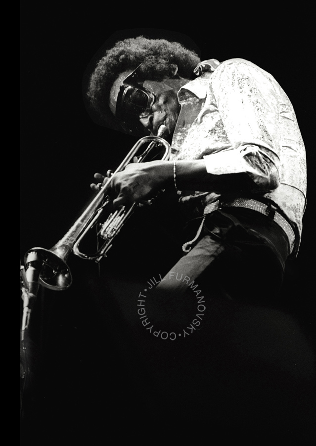Miles Davis, 1973