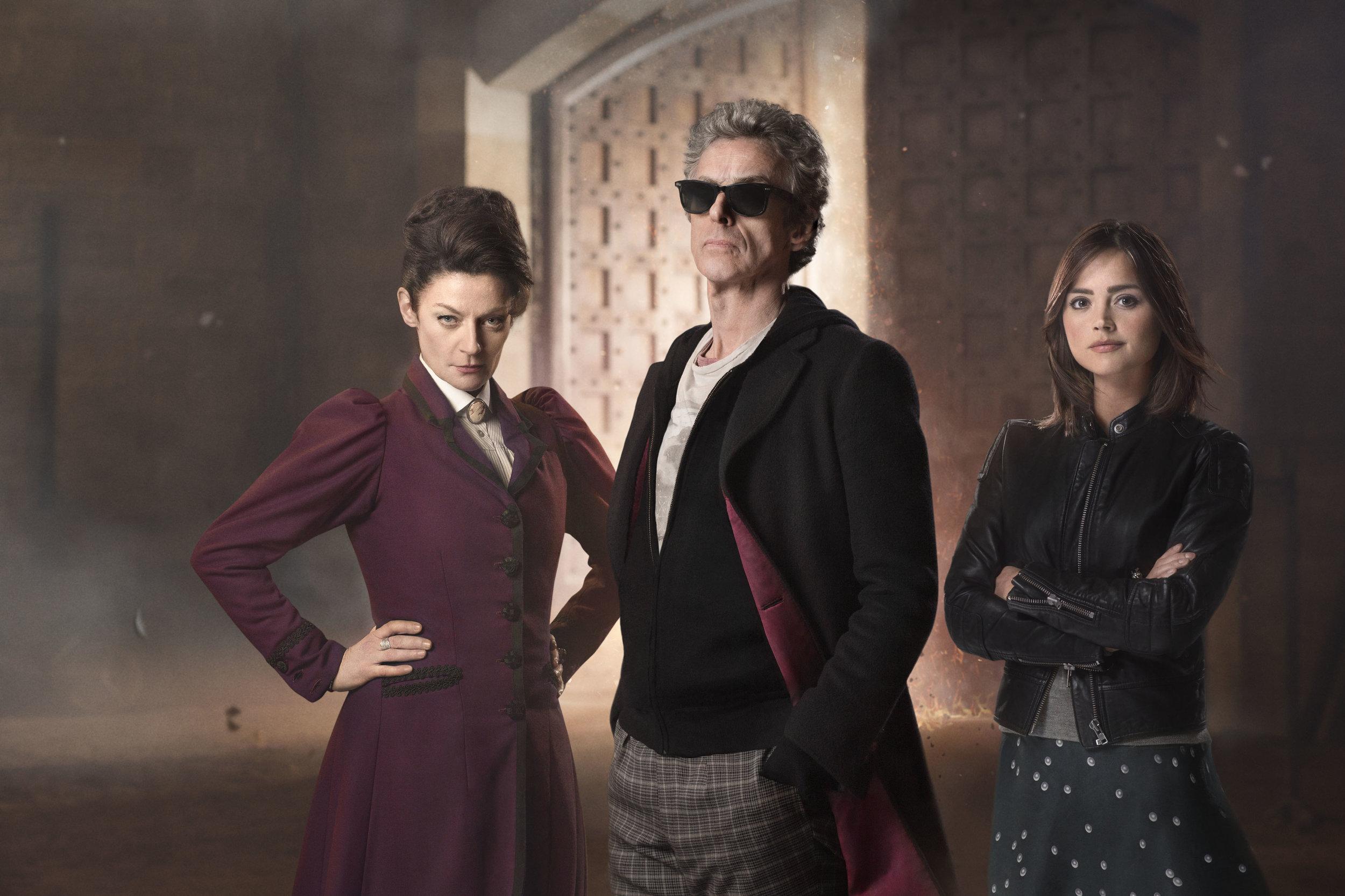 Doctor Who © BBC/Simon Ridgway