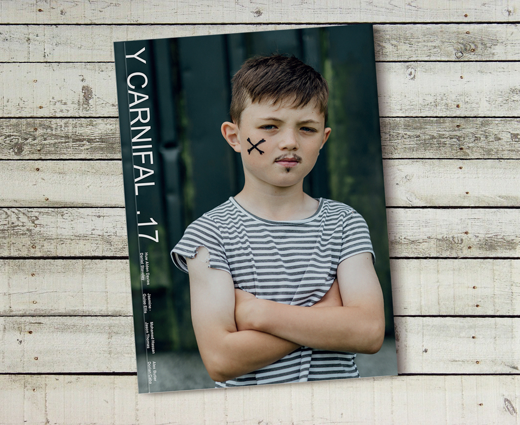 'Y Carnifal' printed by Mixam