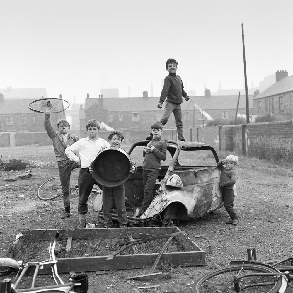 Splott, Cardiff, 1969
