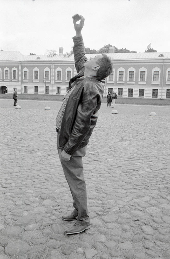 St. Petersburg, Russia, 2016