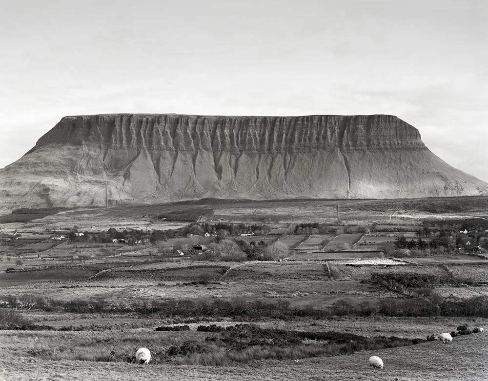 Benbulben, Co.Sligo, 1988