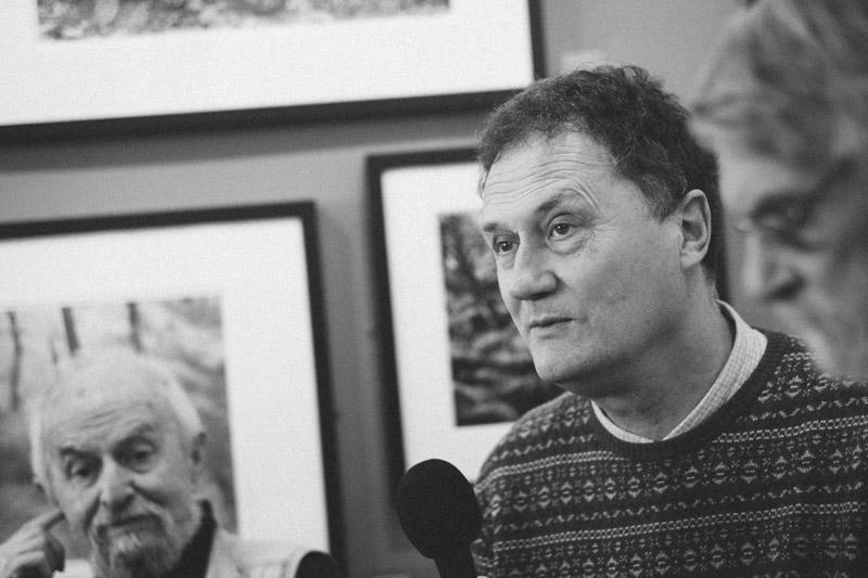 Photographer Peter Cattrell