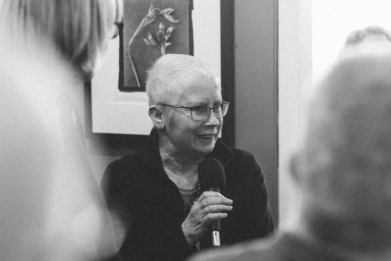 Photographer Marian Delyth