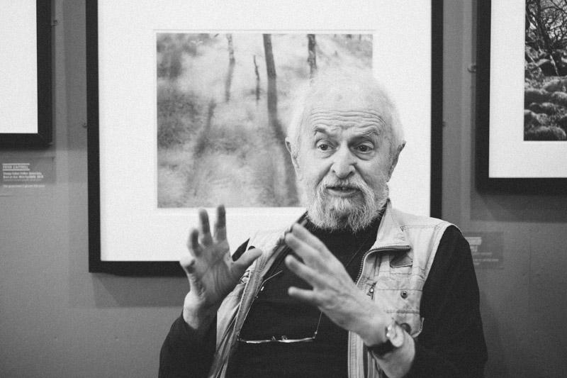 Photographer John Blakemore