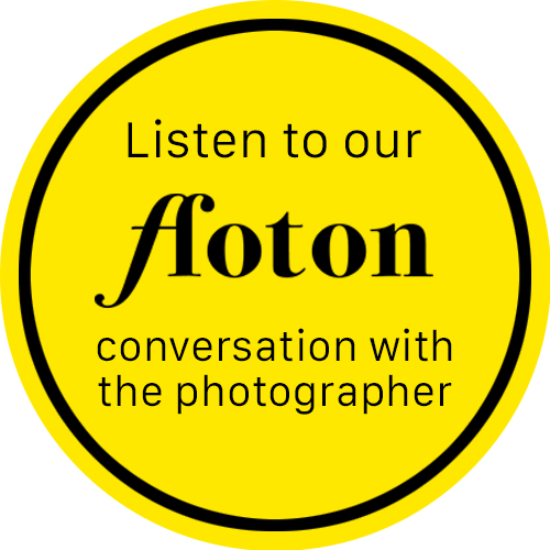 Listen to the Ffoton conversation with influential photographer Daniel Meadows