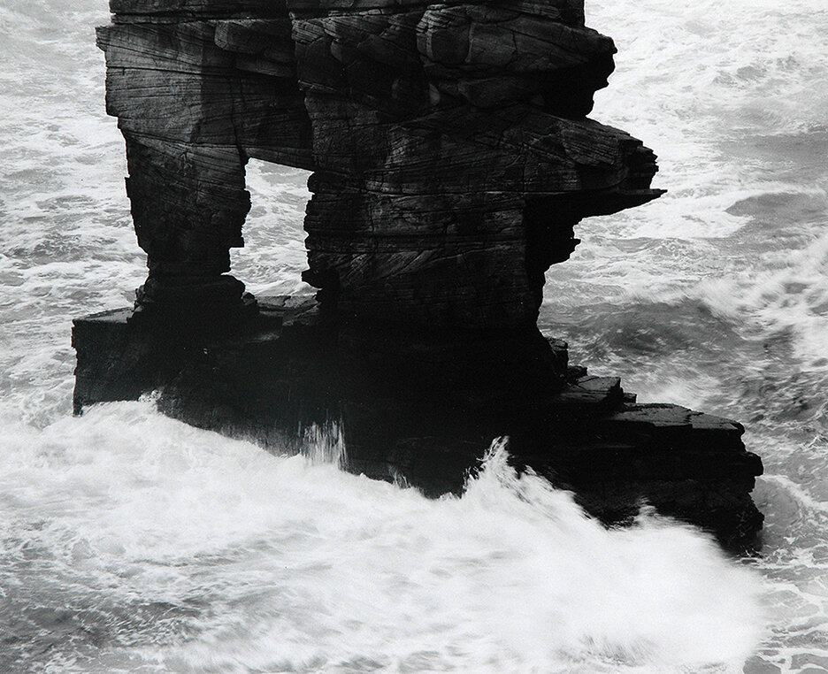 Stack, Orkney, 1994