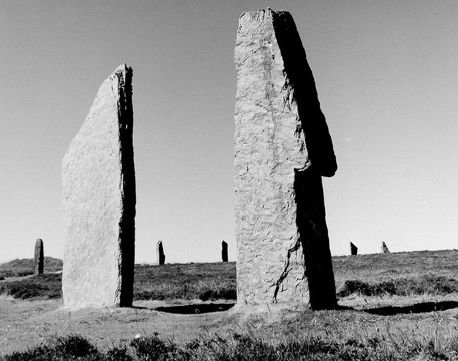 Brodgar, Orkney, 1994