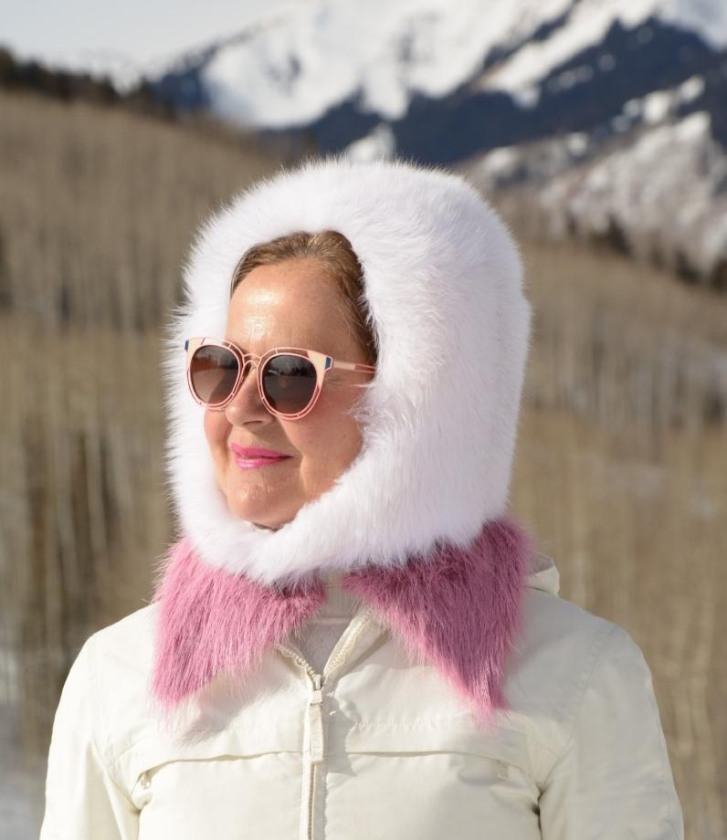 carol with arctic fox hat headd shot.jpg