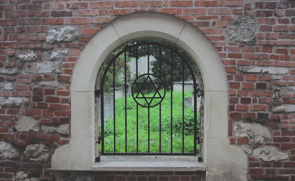Cemitério judaico em Kazimierz