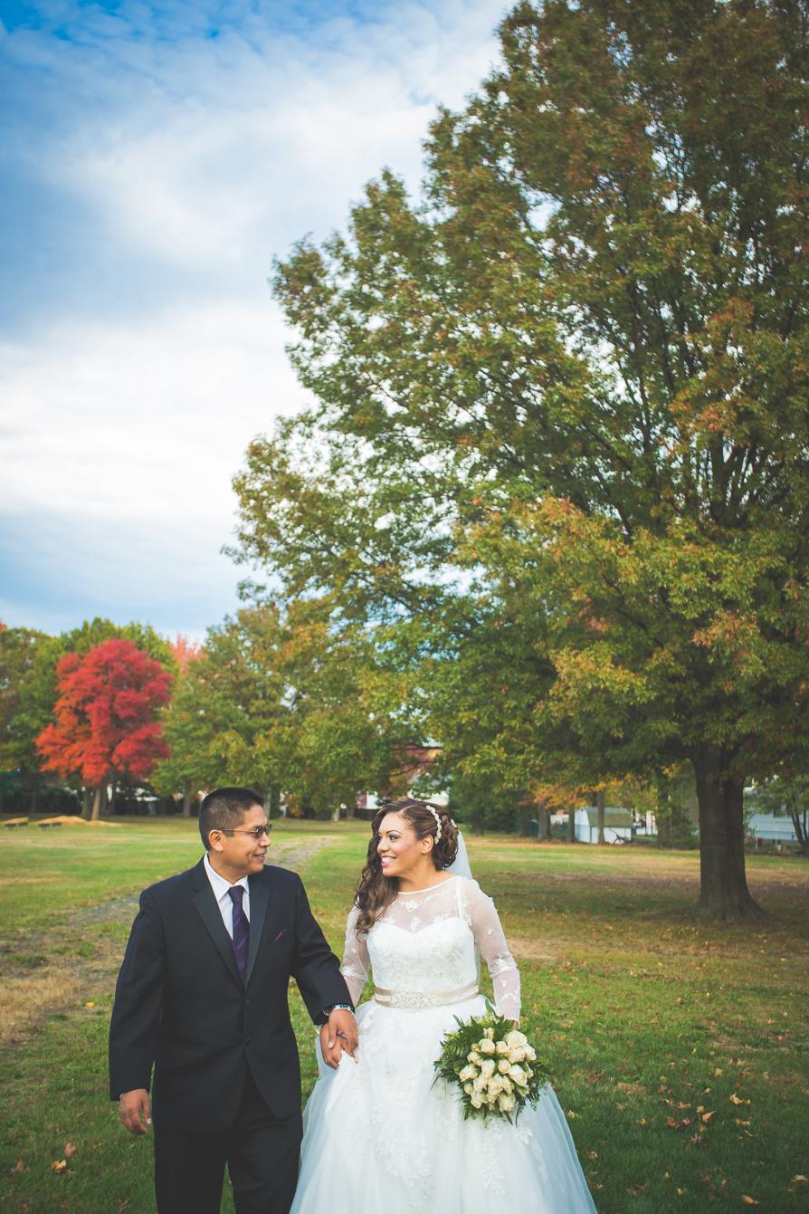 Raleigh-Fall-Wedding-Photos