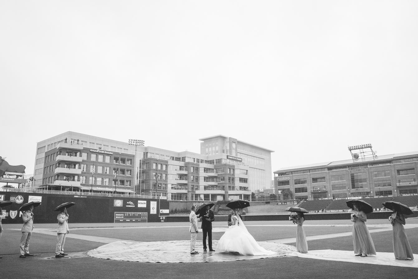 Baseball-Wedding-Durham-Bulls