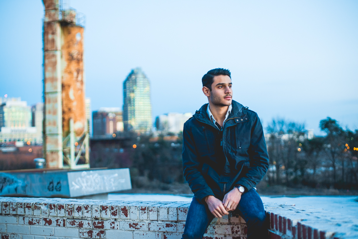 Downtown-Raleigh-Lifestyle- Portrait
