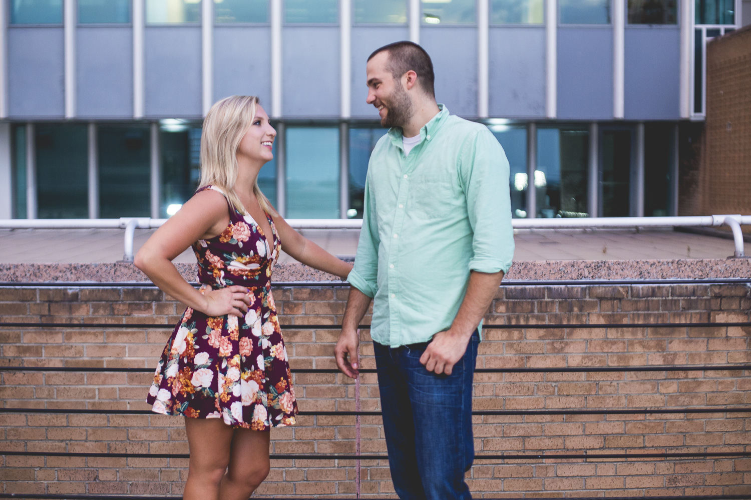Rooftop-engagement-session