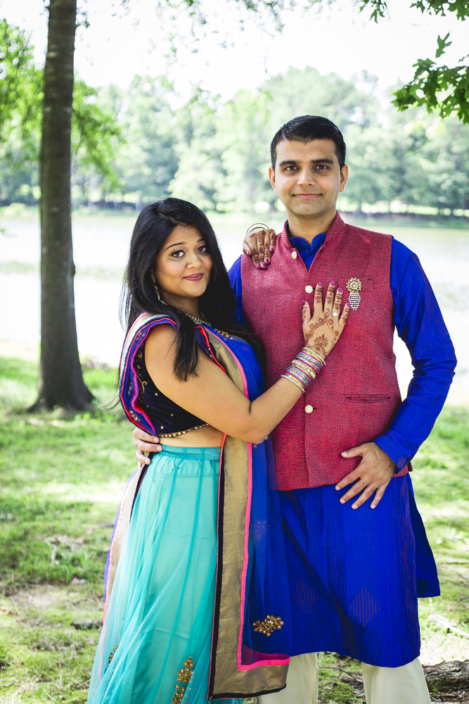Indian-Engagement-Ceremony-Photographer
