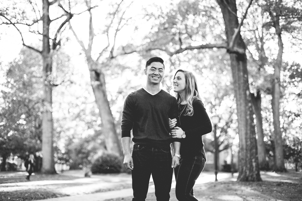 Engagement-Photo-In-Chapel-Hill