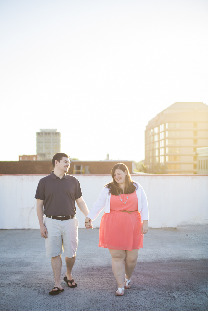 Downtown-Rooftop-Engagement-Session