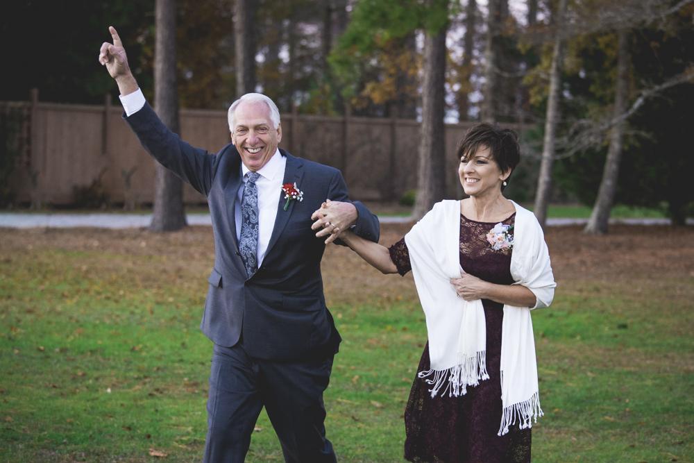 father-of-groom-celebrates