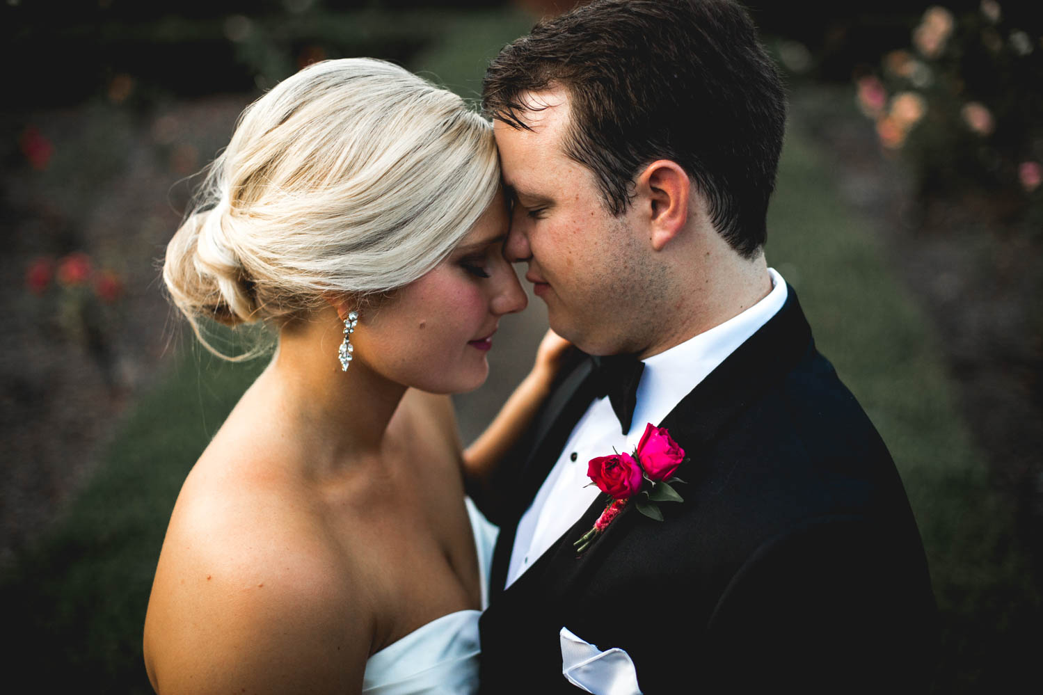 Photo by Daniel K. Photography. One of my favorite wedding photos I captured in 2017. This photo was taken during Kinsey & Bebo's wedding  at Rye Patch Park, in Aiken, South Carolina.