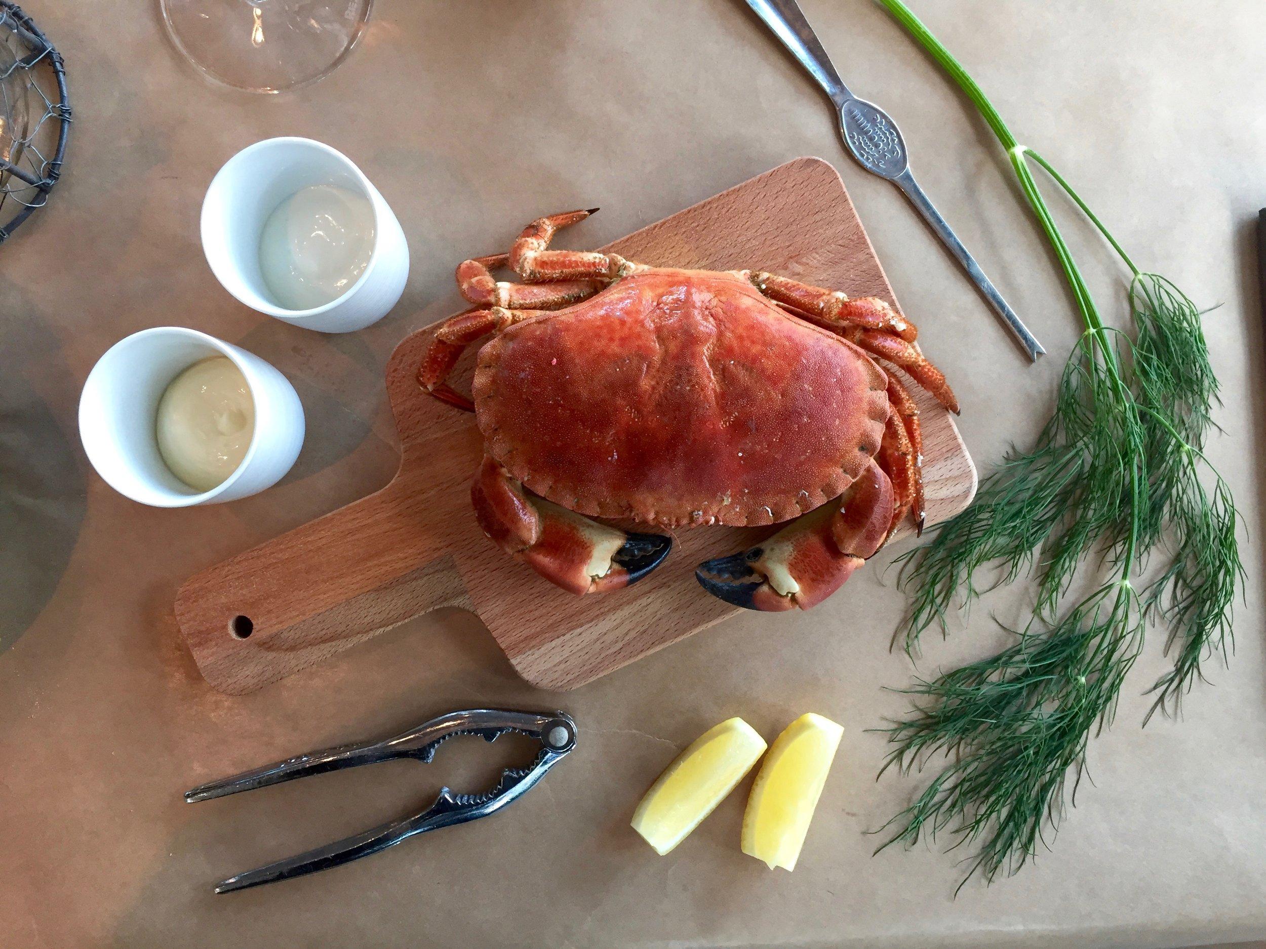 Velkommen til krabbefesten 2019