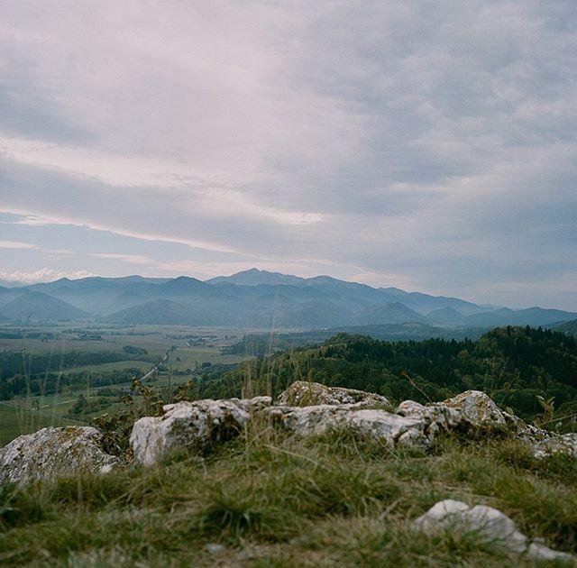 My mountain obsession ⛰💙 #pyrenees #mountainlove #120mm #rolleiflex