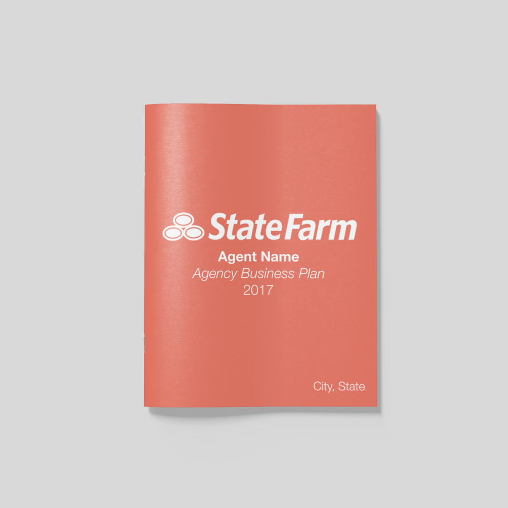 State farm insurance agent business plan cv writing samples with profile