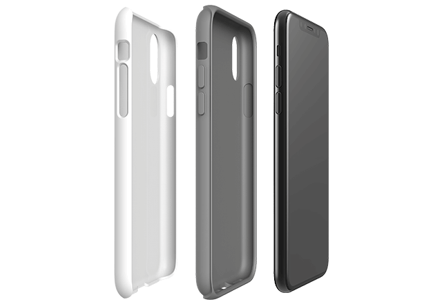 Tough Case - For those who need more protection for their phones.Features: Dual layer case for extra durability & protection / Impact resistant Polycarbonate outer shell / Inner TPU liner for extra impact resistance / Clear, open ports for connectivityGuideline Retail Price $39.99