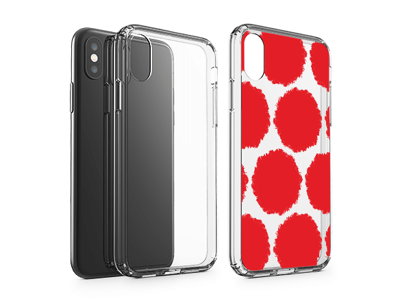 JIC Case Type B - Smooth edged and slim fit, this option is perfect for those looking for a subtle way to protect your smartphone.Features: Slim form factor & lightweight / Co-mold case (Thermoplastic Polyurethane + Crystal Polycarbonate) / Shock absorbing & scratch resistant / Clear, open ports for connectivityGuideline Retail Price $25.00