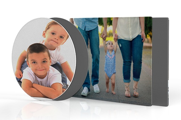 Placemat - £16.00 Make mealtimes more personal or just save yourself from the age-old argument about who's sitting where!! Available in 2 Shapes: Rectangle and Round.