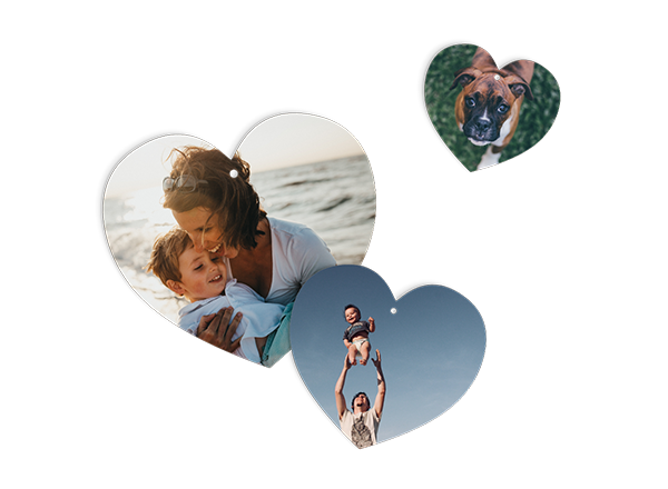 Wooden Heart - Shout it from the rooftops, or just hang it on your wall. Show them you love them. Available in 3 Sizes: Small (90mm), Medium (106mm), Large (180mm).Guideline Retail Price from $7.75