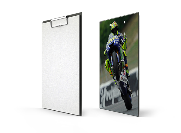 Clipboards - Customizable Clipboard. Available in 2 Sizes: 201x297mm, 148x210mm.Guideline Retail Price from $16.50