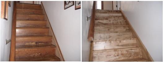 Staircase John Walker Sawmill Hopewell Junction NY