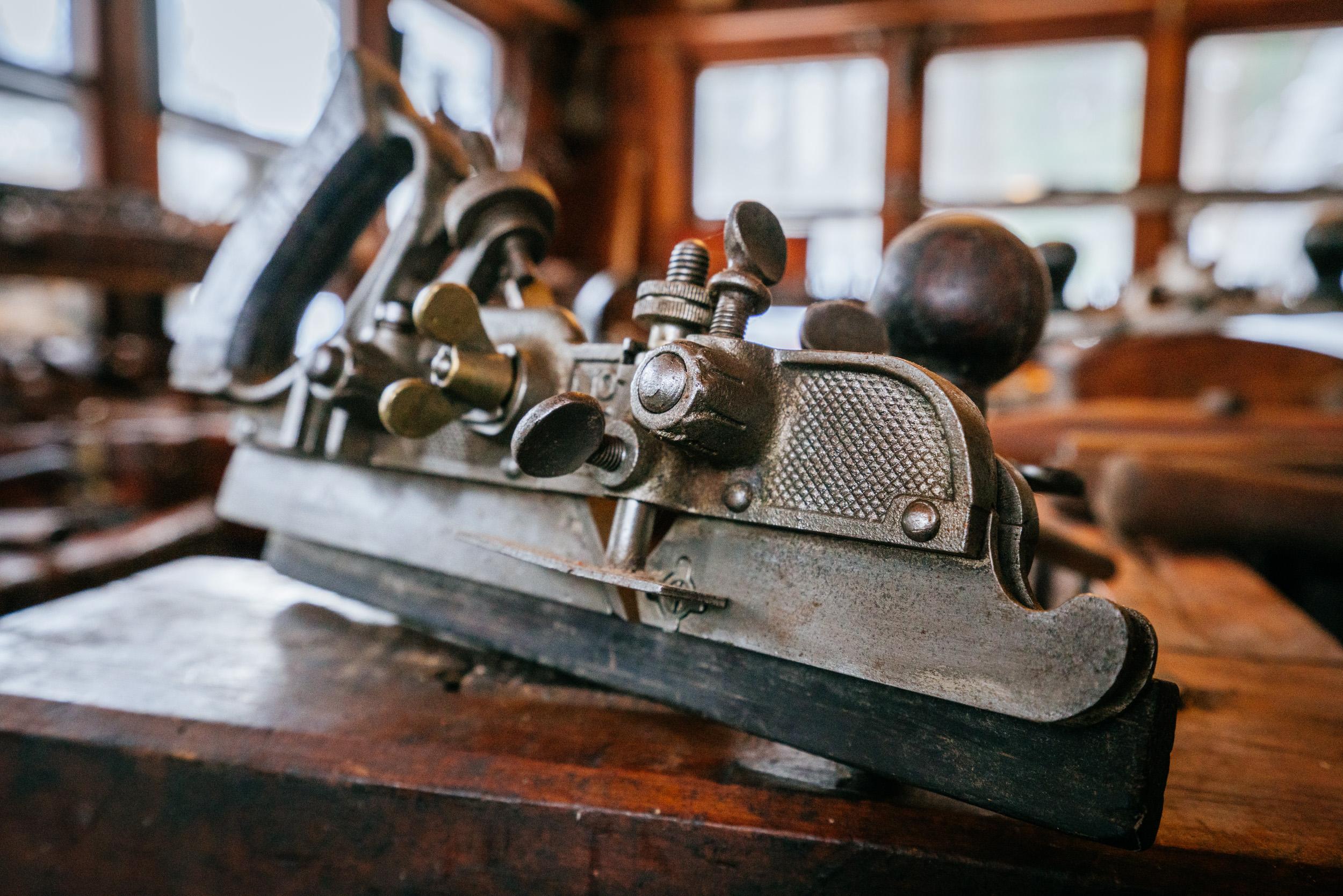 John Walker Sawmill Wood Working Tools-125.jpg