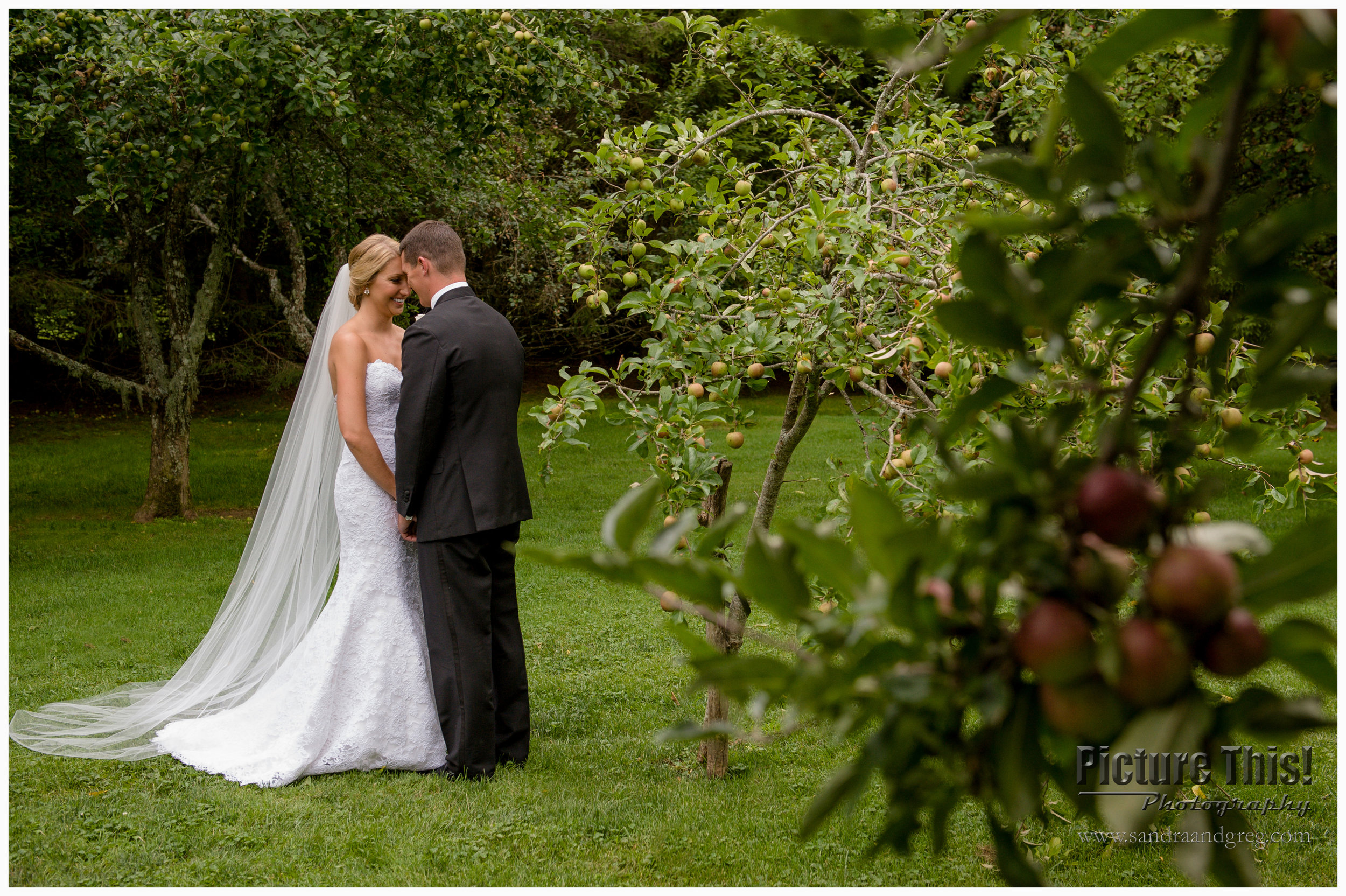 Chelsey & Tom at The Farm at Old Edwards Inn