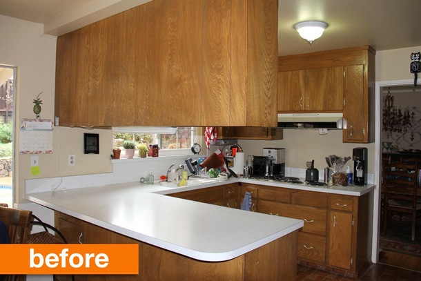 Before --Design by  Price Style and Design
