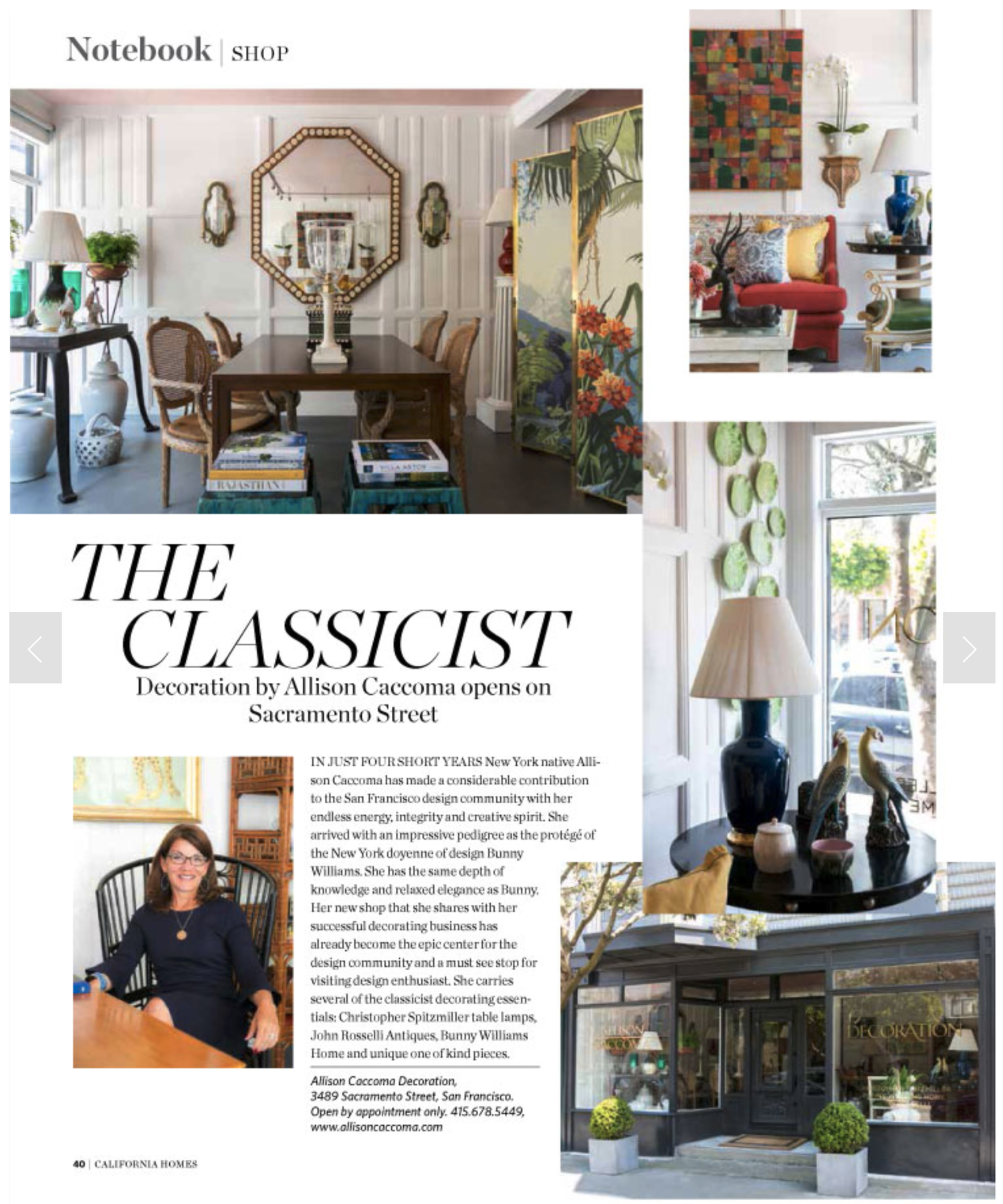 Kathryn Macdonald Photography Blog The Classicist In California Homes Magazine