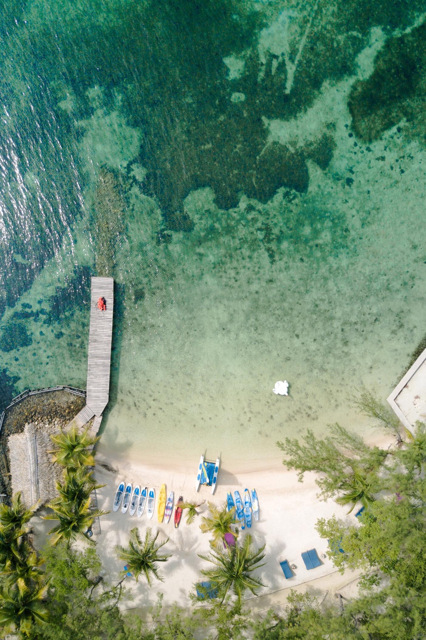 Private Island Honeymoon Package -