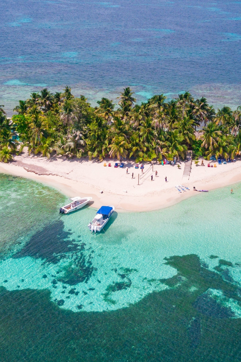 Rustic Island Escape Vacation Package -