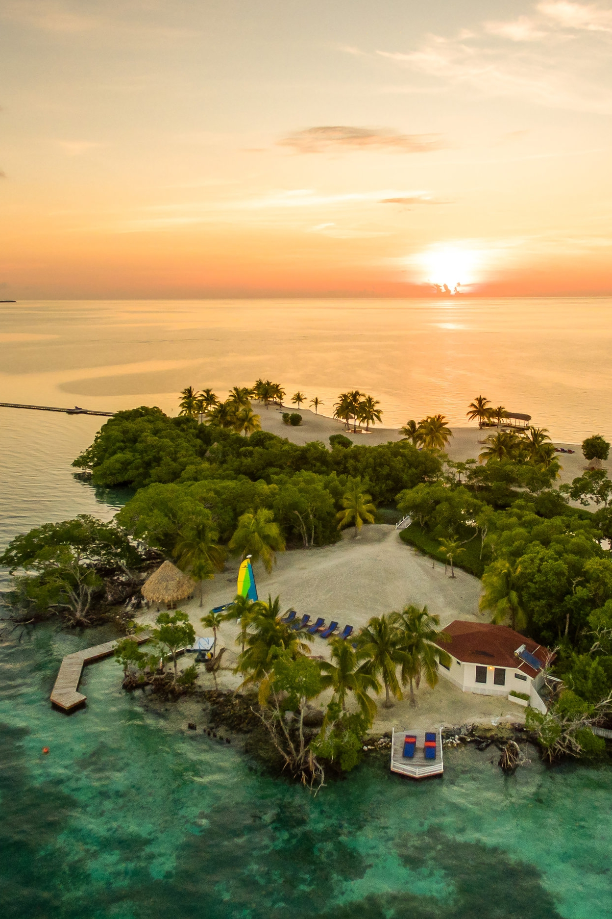 Royal Belize Private Island -