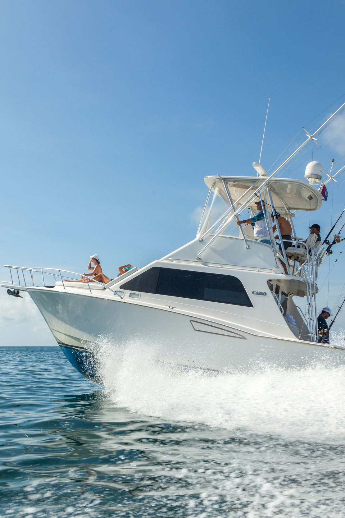 Private Boat Charters -
