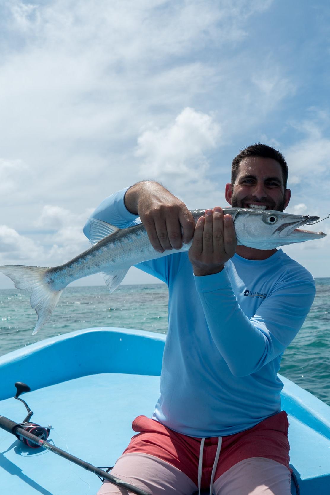 Reef Fishing -