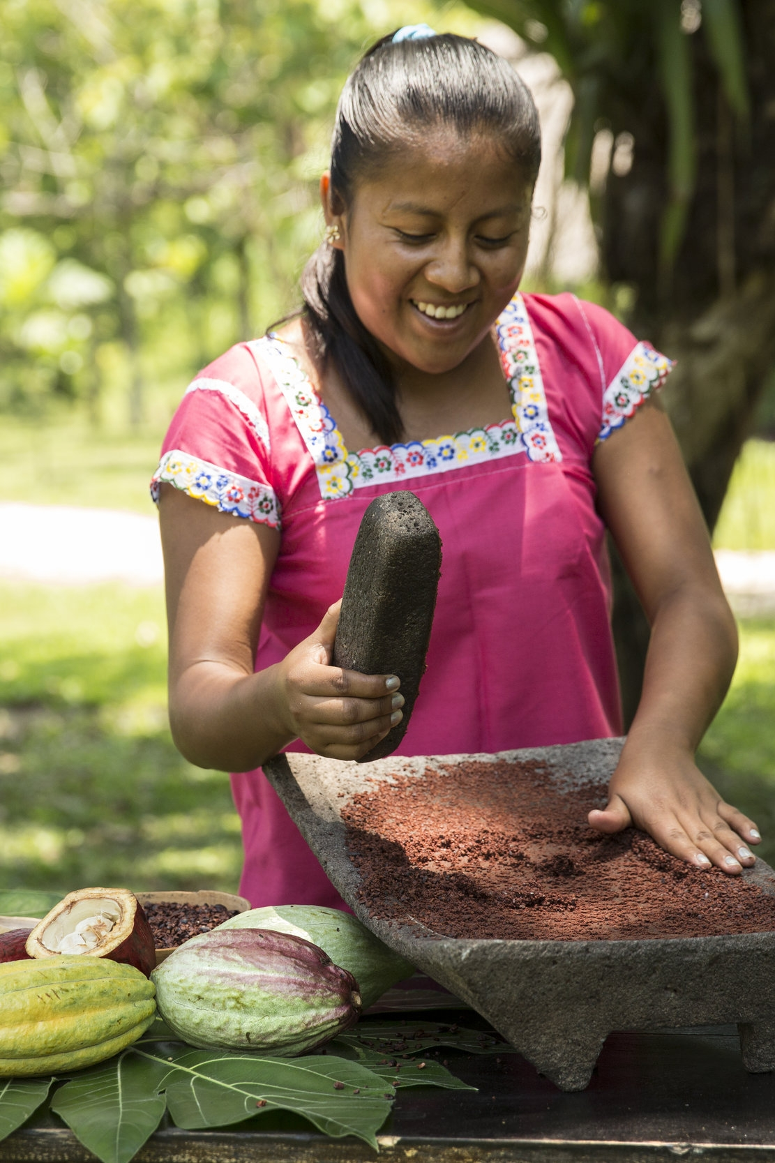 Chocolate Making - Visit a traditional Mayan family operation led by Julio Sacqui, a master chocolate maker who offers two-hour farm-to-factory tours including a trip to the cacao plantation. The full process is explained right through to the finished bar of dark chocolate.