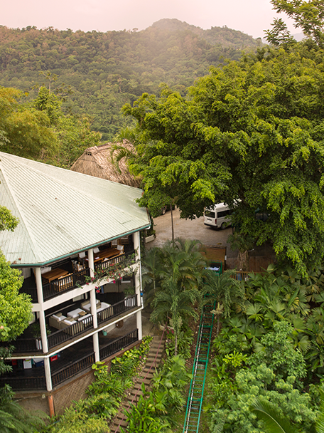 Copal Tree Lodge - Jungle Lodge