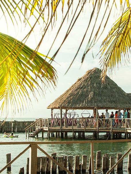 Thatch Caye - Island Resort