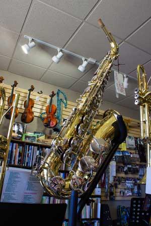Saxophone-Band-Rentals