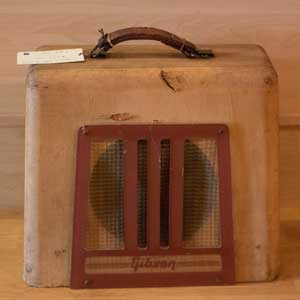 Vintage-Gibson-Amp