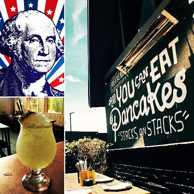 For your long weekend enjoyment we will be open for #brunch this Monday #presidentsday
