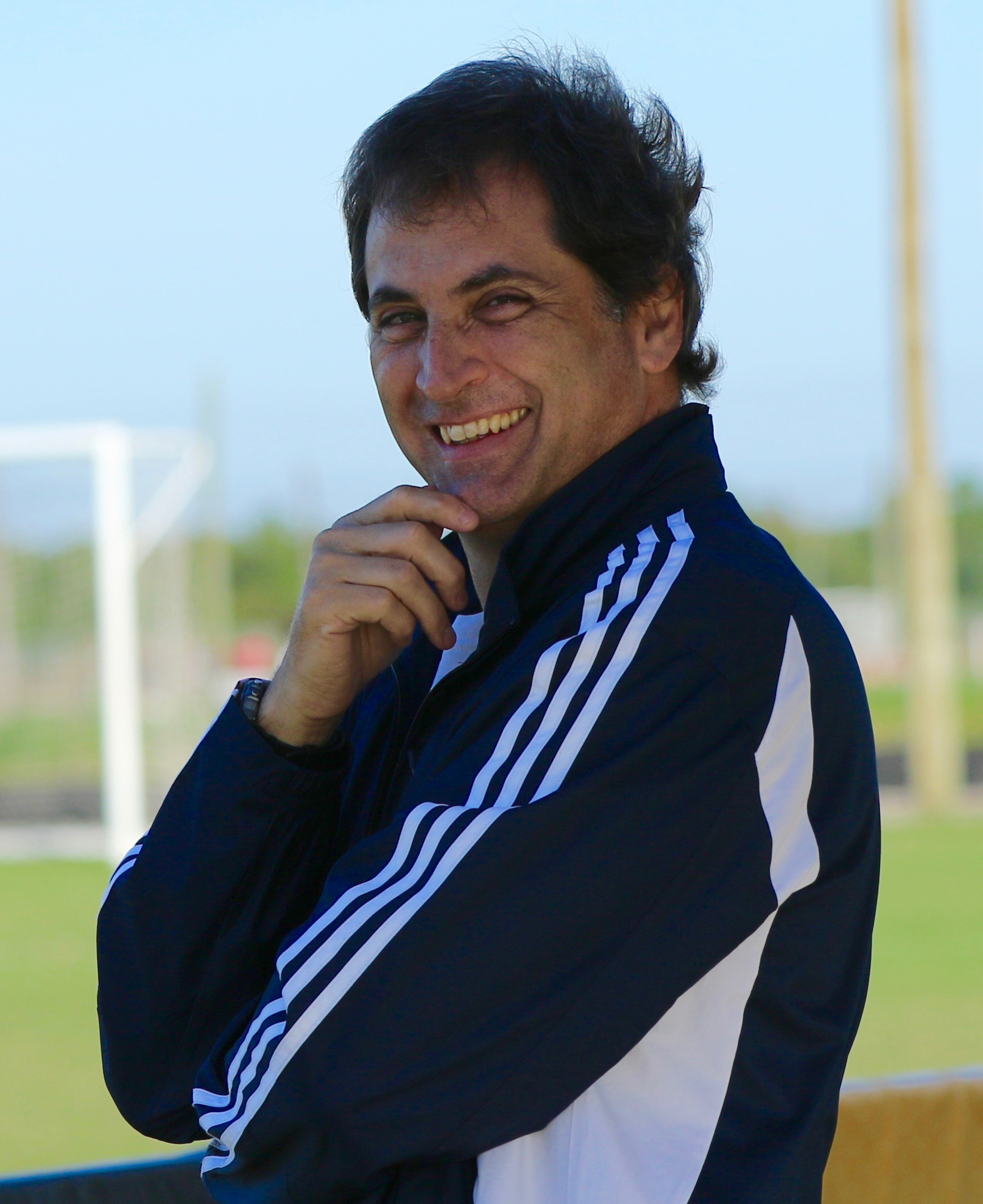 Coach Paul Delbo