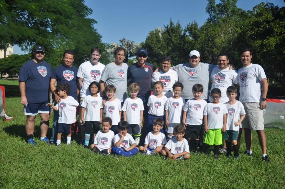 Soccer Clique U6 | Players, Coaches and Gordon Bengtson | USL Academy Director | USSF National Youth Team Scout