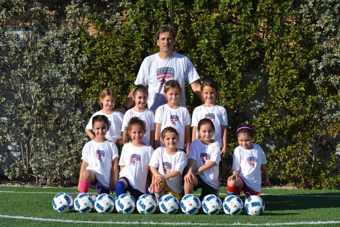Soccer Clique | Girls U6